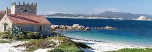 Isla de Sálvora Parque Nacional Islas Atlánticas de Galicia